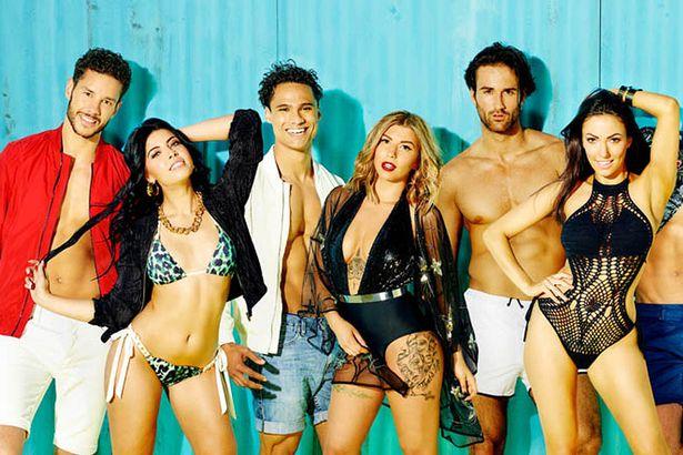 Love Island contestants