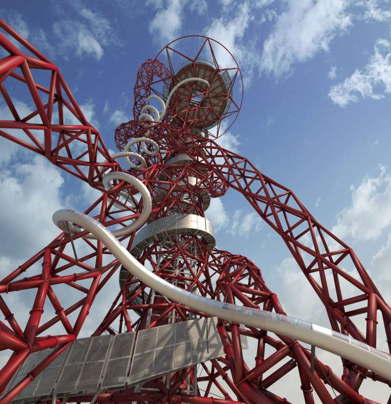ArcelorMittal orbit slide